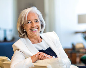 IMF Managing Director MS. Christine Lagarde