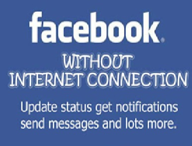 How to Use FB without Internet on PC