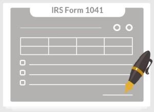 Schedule K-1 Form 1041