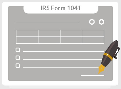 Do I need to Enter a Schedule K-1 (Form 1041)