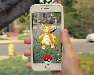 Pokémon Go Mobile Game for Android Phone