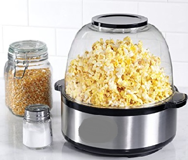 Hot Air/ Commercial Popcorn Popper Reviews
