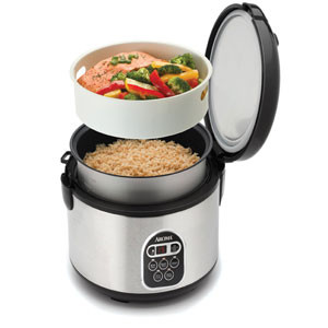 Rice Cooker or Rice Steamer
