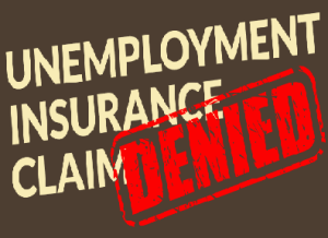 Appeal Against Denial of Unemployment Insurance
