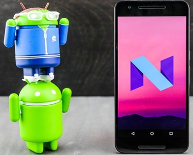 Rolling Out Android 7.0 Nougat