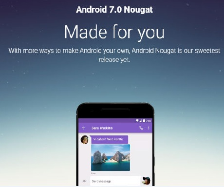 Android n Developer Preview Download