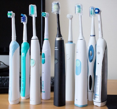 Buy Best Budget Electric Toothbrush: Pressure Sensitive Number 1 Toothbrush Consumer Reports