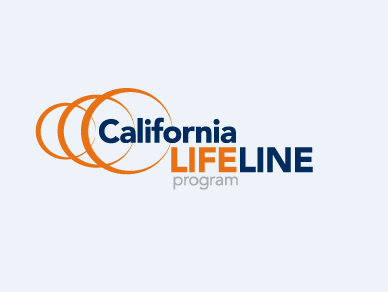 Renew California Lifeline Program Account