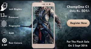 ChampOne C1 Phone