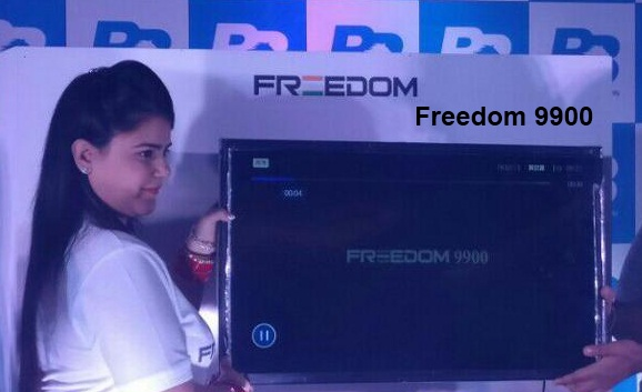 Freedom 9900 HD LED TV Photos and Image