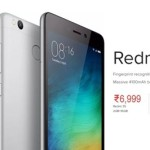 Mi 3s: Xiaomi Redmi 3S Prime Registration to Buy Online In India