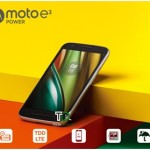 Moto e3 Power Online Availability: Mobile with More Powerful Battery