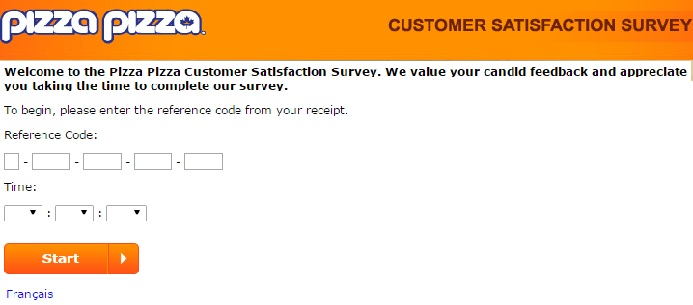 Survey Reference Code