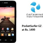 PocketSurfer GZ's Affordable Price Rs 1,499 with Free Internet for an Year