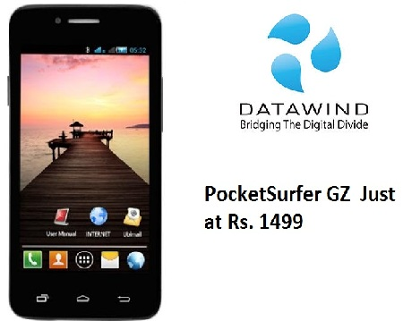 Datawind Pocket Surfer GZ