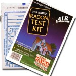 Buy Radon Test Kit from Walmart, Lowes or Home Depot: Radon Prevention Tips