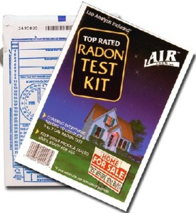 Buy Radon Test Kit