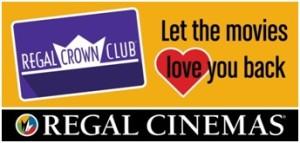 Regal Crown Club & Earn Rewards