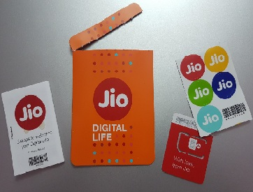 Reliance Jio 4G Tariff Plans/ Mobile Specification
