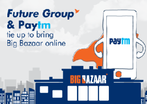 Big Bazaar Shopping by Paytm Offers