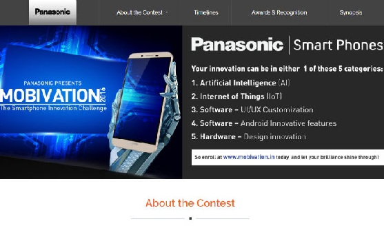 Panasonic India 'Smartphones Mobivation 2016'