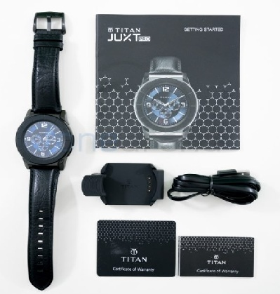 New Titan Juxt Pro Smartwatch Costs