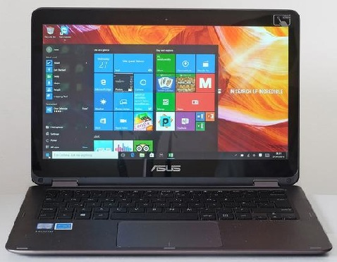 ZenBook Flip UX360CA UK Price, Specs & Reviews: Slim Convertible 13.3 Inch Laptop From Asus