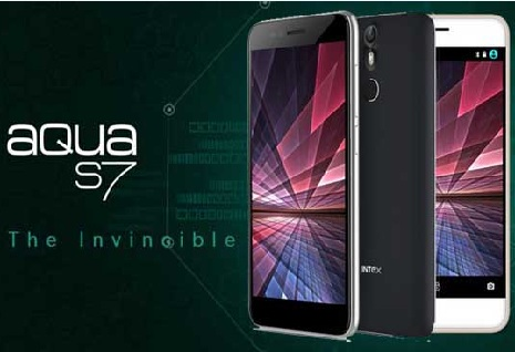Buy Intex 4G VoLTE Smart Phone Aqua S7
