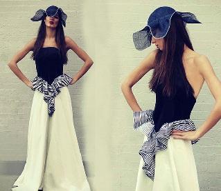 Ada Malik Fashion Designer Dresses