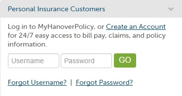 Hanover Insurance Sign In/ Mycitizenspolicy/ Contact Number