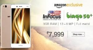 InFocus Bingo 50 Phone Lowest Price Online
