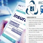 IRCTC Travel Insurance Cover of Rs 10 Lakh at a Premium of Rs 1 for Train Passengers