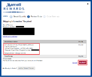 Marriott Rewards Member Login