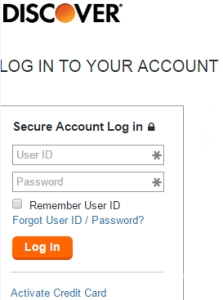 My Discover Student Loans Login