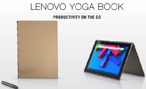 New Lenovo Yoga Book Android