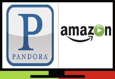 Amazon and Pandora's New Music Streaming Services
