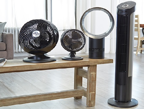 Portable Fan Reviews – Select Best in Design, Look and Features