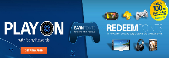Sony Rewards Points Value