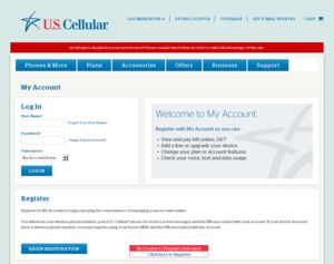 US Cellular My Account Login/ Pay Bill Over Phone