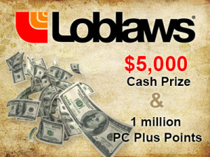 Loblaws Store Opinion Survey Contest