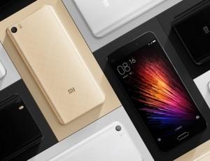 Xiaomi Mi 5s Registration