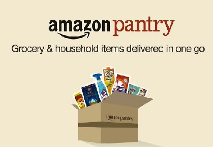 Shop Amazon Pantry/ Placing My Order/ Delivery Charge