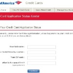 Bank of America Card Application for Better Balance, Cash Rewards and Travel Card