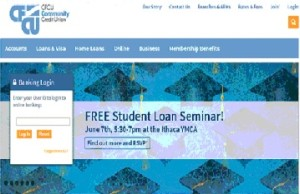 CFCU Online Banking Login