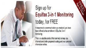 Sign Up for Equifax Trial Offer