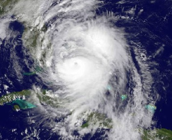 Florida 'Matthew Hurricane' Video Footage