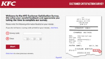 KFC Customer Satisfaction Survey UK
