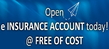 Open e-Insurance Account in Karvy Repository