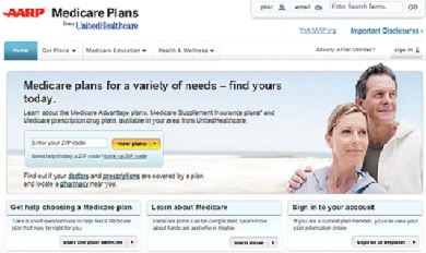www.aarpmedicareplans.com Login