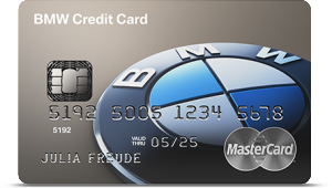 BMW Credit Card